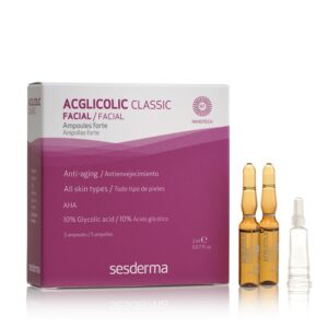 Glycolic Acid Blisters Acglicolic Classic Sesderma 2_2_25 ANTI-WRINKLE ACGLICOLIC product 40000007 UK