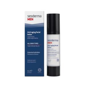SESDERMA MEN-anti-aging facial lotion Men Locion Facial Antienvejecimiento Sesderma_2_2_17 MEN SESDERMA MEN product 40000248 UK