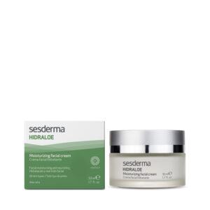 hidraloe - moisturizing facial cream Hidraloe facial moisturizing cream Sesderma_33 MOISTURISING HIDRALOE product 40000279 UK