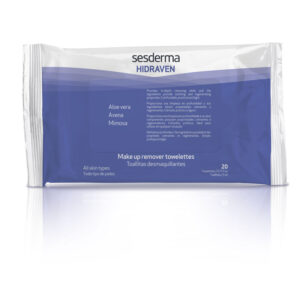 hidraven-make-up-remover-towelettes hidraven pads 32 Sesderma HYGIENE HIDRAVEN product 40000277 UK