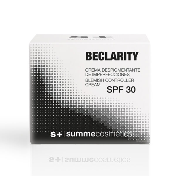 BECLARITY BLEMISH CONTROLLER CREAM SPF 30 50ml box 10273