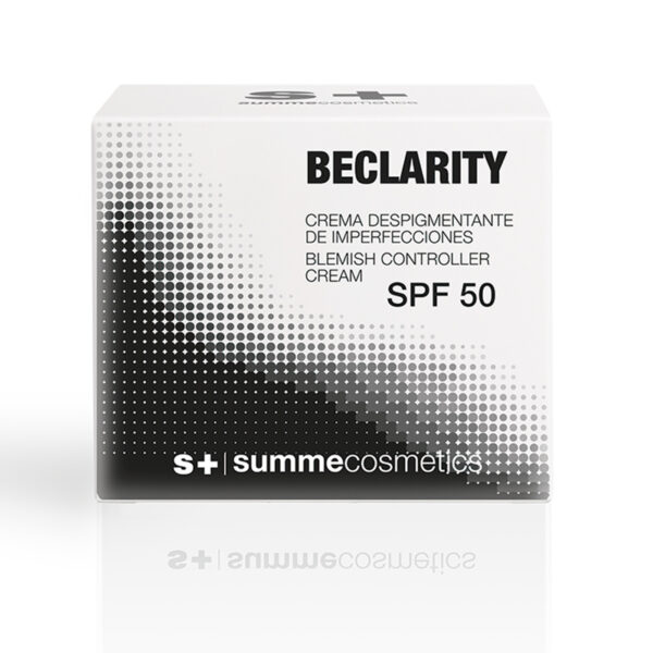 BECLARITY BLEMISH CONTROLLER CREAM SPF50 50m box 10274