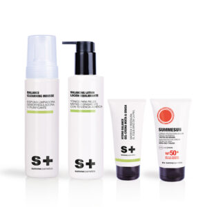 S+ Oily Skin Pack